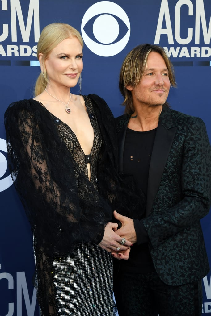 Keith Urban Celebrated His ACMs Win With — What Else?