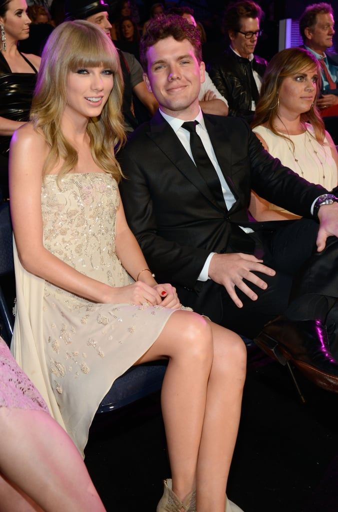 Taylor Swift brought her brother, Austin, to the CMT Awards.