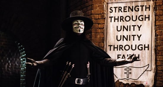 'V for Vendetta': 10 Things You (Probably) Didn't Know About the Controversial Film
