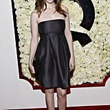Anna Kendrick attended QVC's Buzz on the Red Carpet party and broadcast at the Beverly Hills Four Seasons Hotel.
