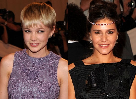 Met Gala Beauty tips: Carey Mulligan and Margherita Missoni