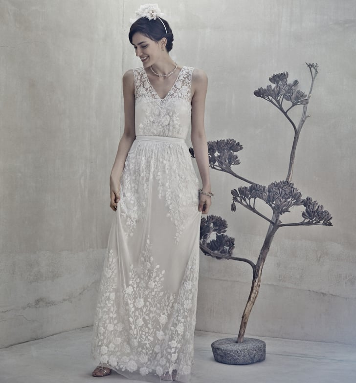 Get Married in Off-the-Rack White Lace