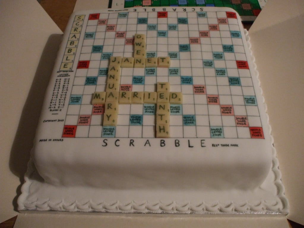 Everybody Loves Scrabble