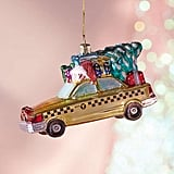 New York City Holiday Cab Ornament