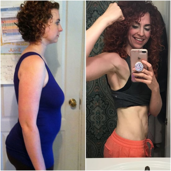 50-Pound Weight Loss Transformation