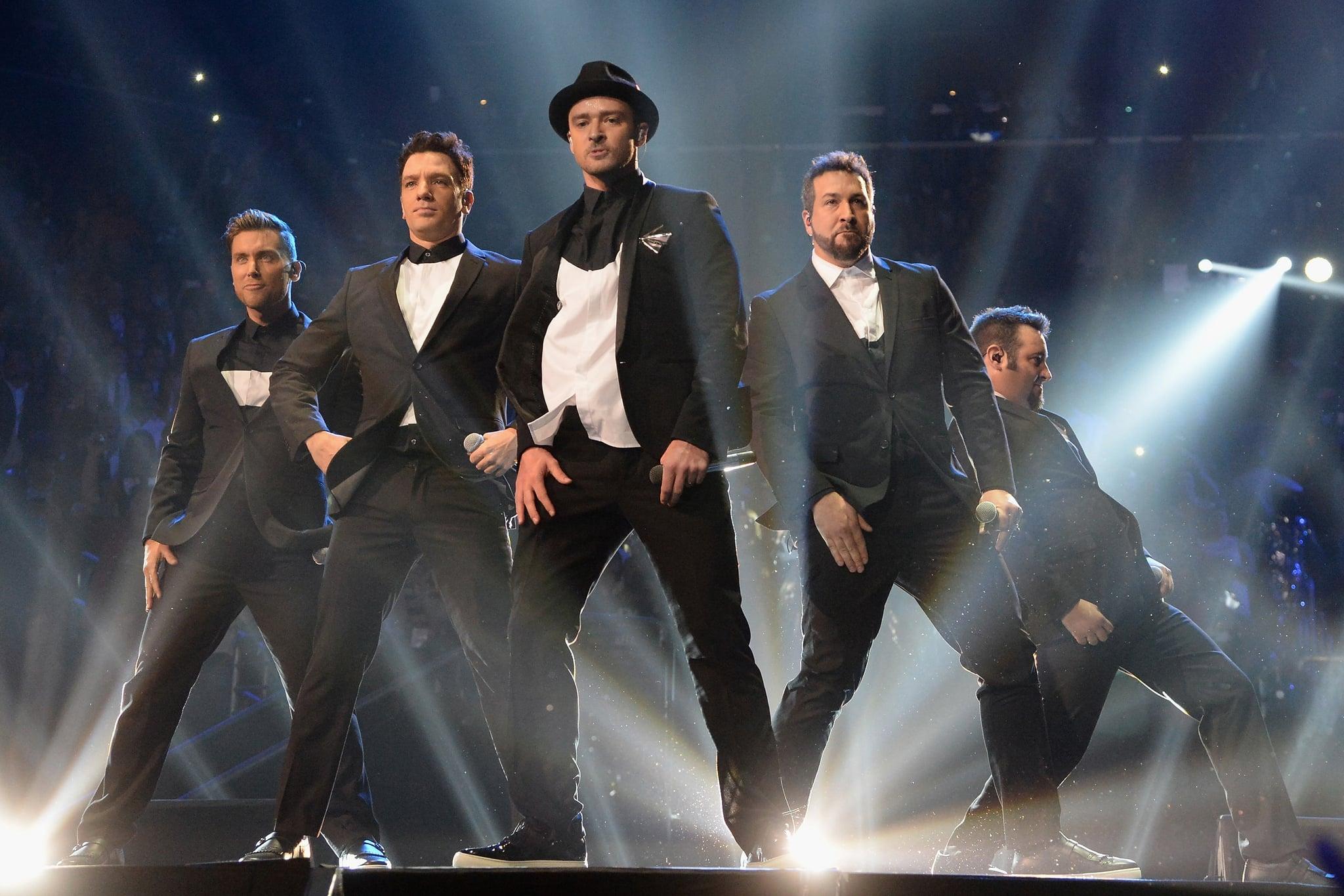 Is NSYNC Reuniting? 2017 | POPSUGAR Entertainment