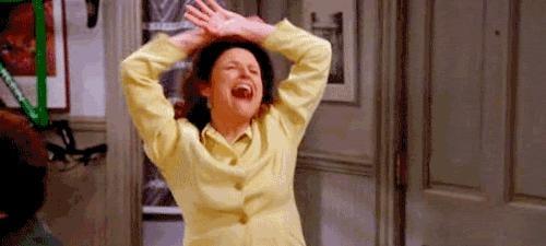 When Elaine Is Crazy-Happy