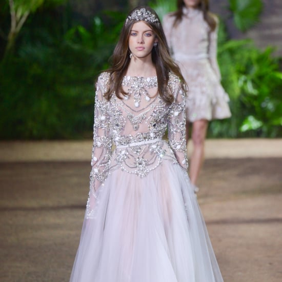 The Best Couture Wedding Dresses For Spring 2016