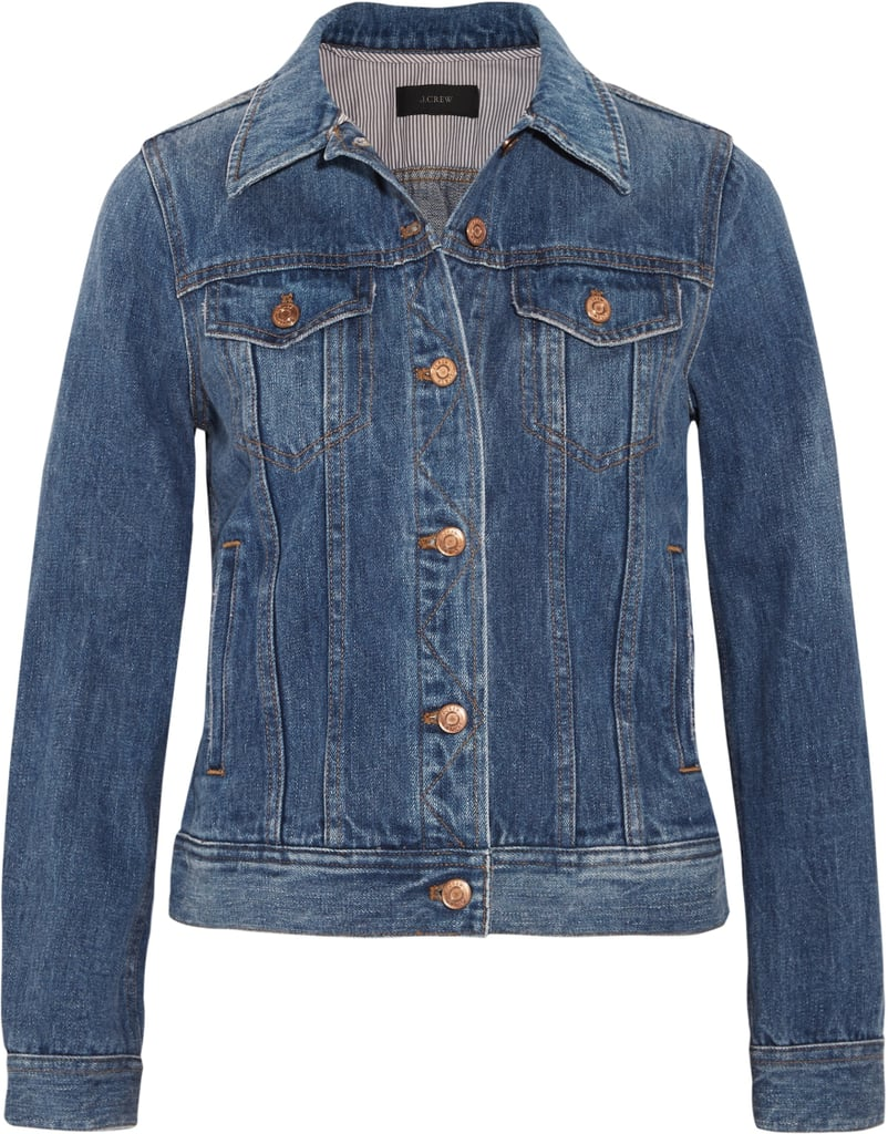 Denim Jacket ($140)