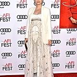 Natalie Portman Wearing Dior Spring '17