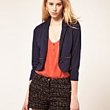 Every girl needs a blazer for Fall, and we love the cropped silhouette of this one. Vero Moda Cropped Blazer ($28, originally $82)