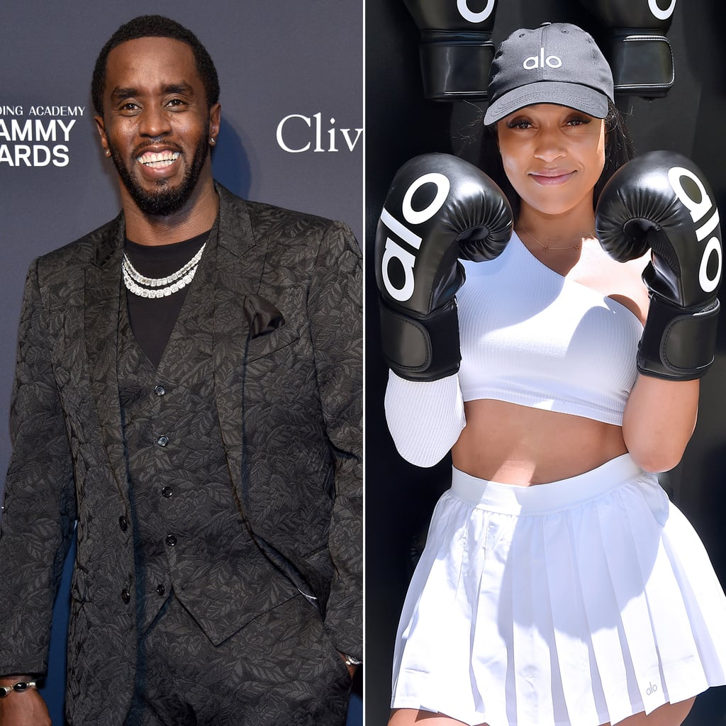 Joie Chavis and Diddy Spark Dating Rumours in Capri, Italy