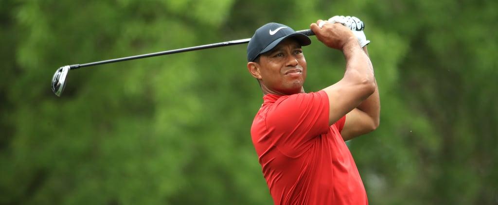 Tiger Woods Injured in Car Crash in Los Angeles