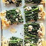 Filo Tart With Broccoli and Ricotta