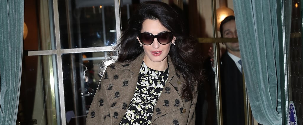 Fashion Rules Don't Apply to Amal Clooney's Latest Look
