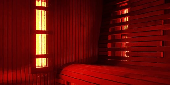 I Tried To Sit In An Infrared Sauna For An Hour, And Here's What Happened