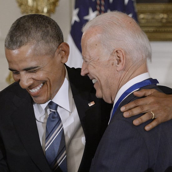 Barack Obama Welcomes Joe Biden Back to Instagram 2018