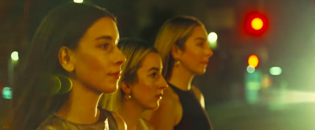 "Watch Haim's Music Video For ""Now I'm in It"""