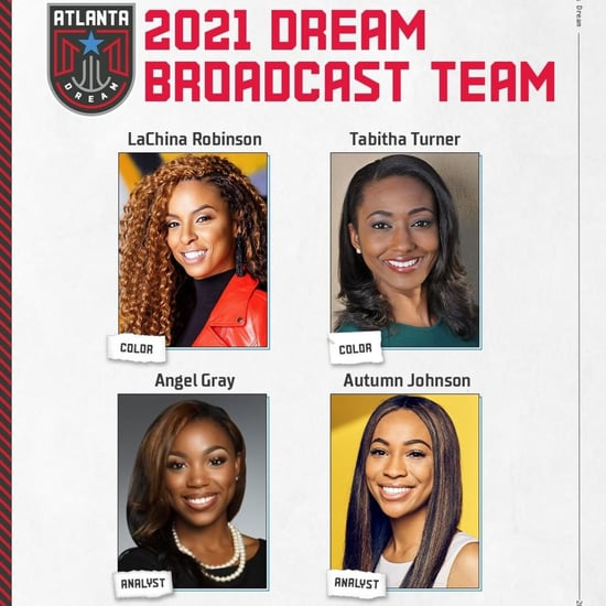All-Black, All-Women Broadcast Team For WNBA's Atlanta Dream