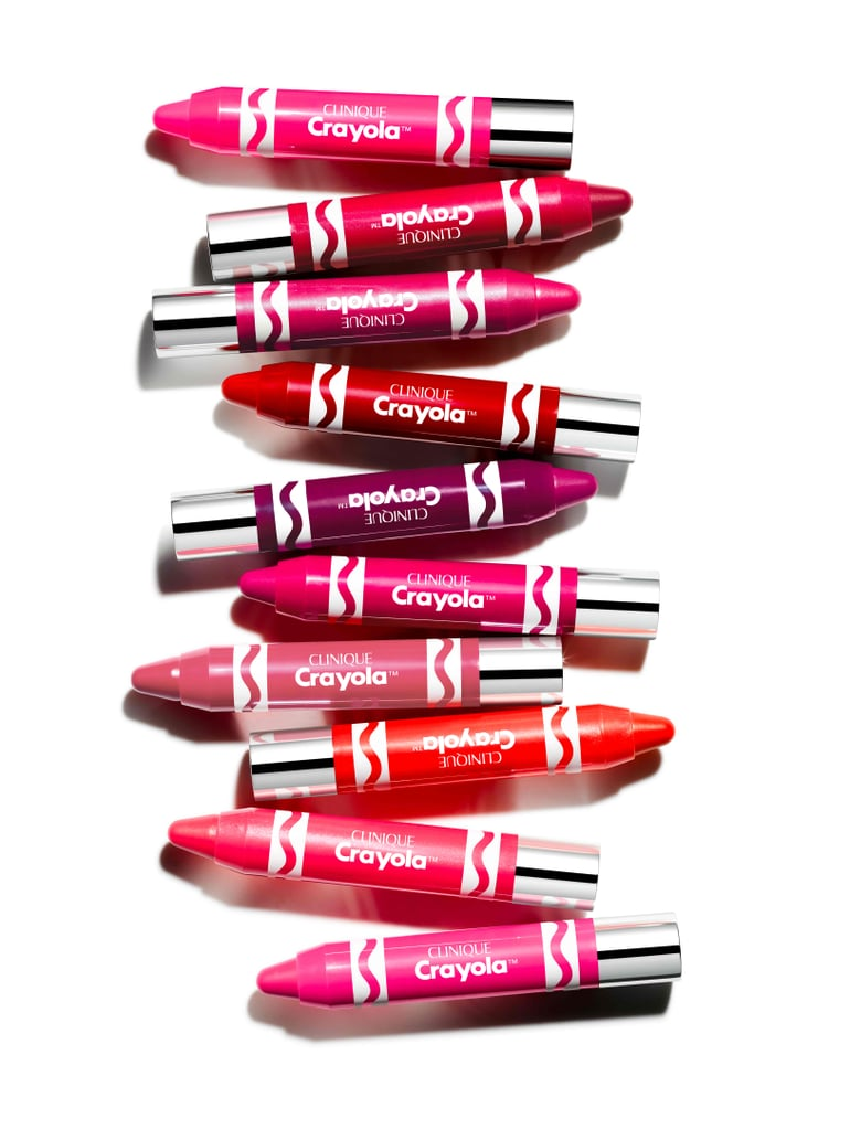 Clinique's New Collaboration With Crayola Is Too Cute For Words