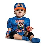 Baby Kids' WWE John Cena Infant Muscle Halloween Costume