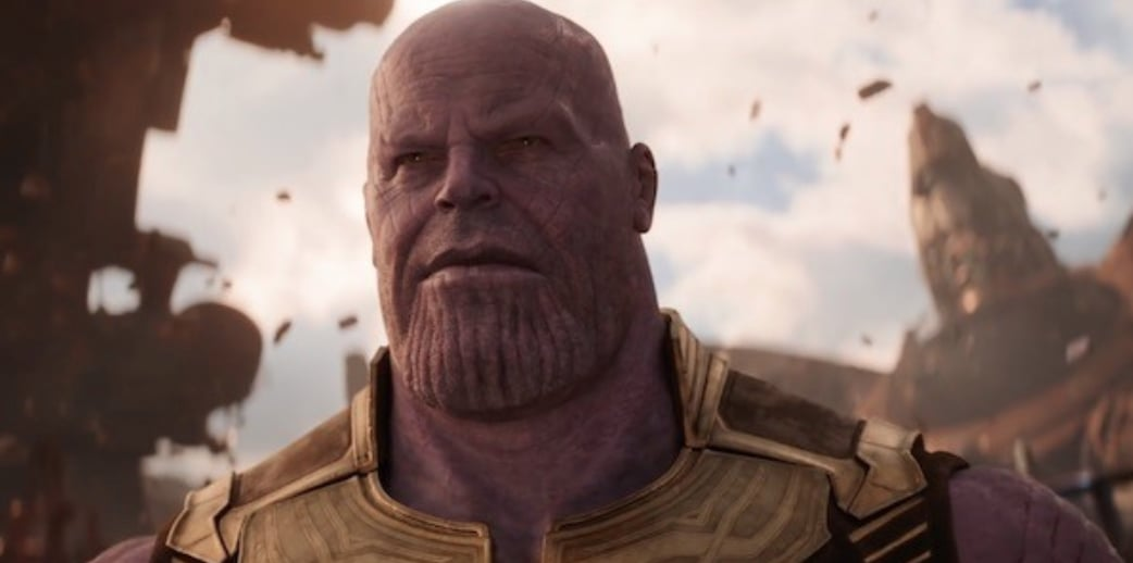Who Plays Thanos In Avengers Infinity War Popsugar