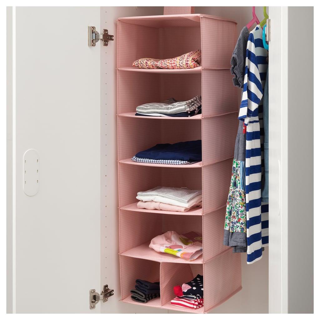 Stuk Storage Hanger With 7 Compartments