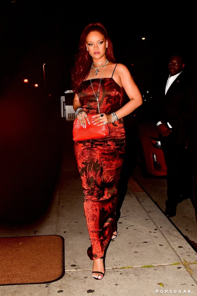 Rihanna's Year Is Already Looking Extremely Sexy, Thanks to These Red-Hot Moments