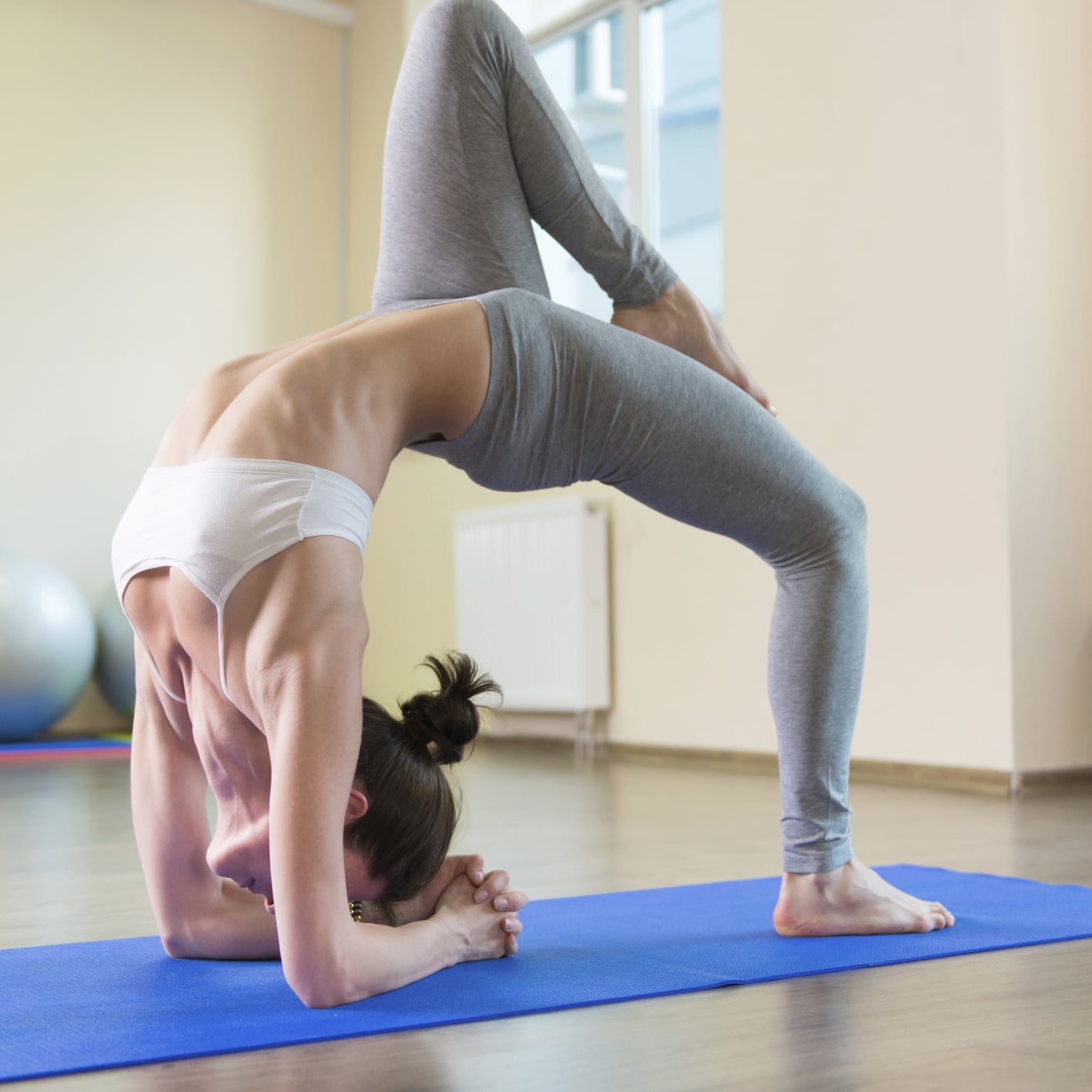 The Best Yoga Poses For Strength  POPSUGAR Fitness