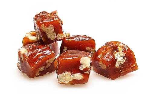Yummy Link: Grandma's Caramels