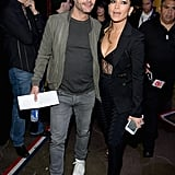 Jennifer Lopez and Ryan Seacrest