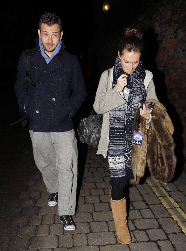Kara Tointon and her boyfriend Artem Chigvintsev were amongst the Strictly Come Dancing stars who arrived in Nottingham yesterday ready to start this year's live tour. The couple have officially confirmed their romance, and have been inseparable since winning the show. They're in the Midlands with their fellow contestants from this series Tina O'Brien and her pro partner Jared Murillo, Pamela Stephenson and her pro dancer James Jordan, Patsy Kensit and her partner Robin Windsor, plus Ann Widdecombe, Jimi Mistry, and dancer Ola Jordan. Last year's runner-up Ricky Whittle was also spotted along with his pro Natalie Lowe. The judges, including Craig Revel Horwood, will be passing comment during the 36-date tour, which starts on Friday. Former contestant Zoe Ball will host, following her bikini holiday in Miami.
