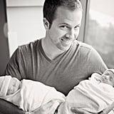 Photographs of Twin Birth