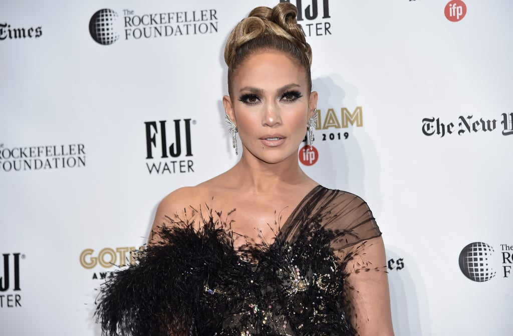 Jennifer Lopez's Emotional Golden Globes Nomination Reaction