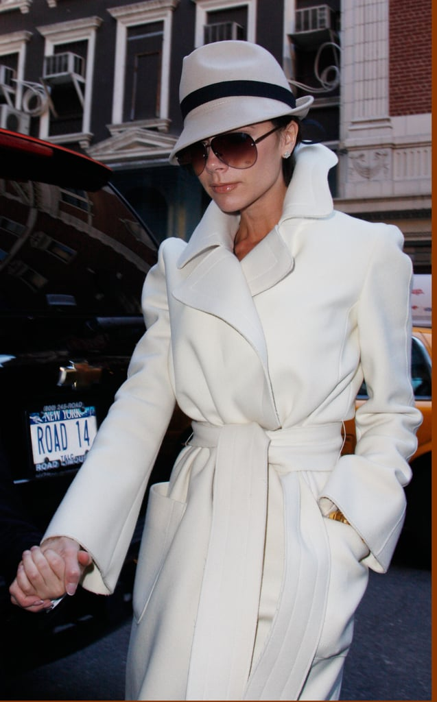 Aviators, a Fedora, and a Trench — the Classic Woman-on-a-Mission Ensemble