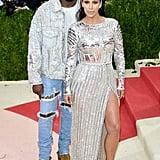 Kim's Met Gala Dress