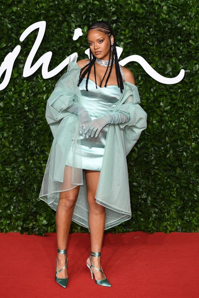 Rihanna, Naomi Campbell and More of the Best-Dressed From the 2019 British Fashion Awards