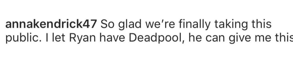 Blake Lively, Ryan Reynolds, and Anna Kendrick Trolling 2018