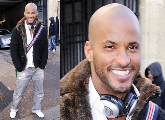 Photos of Ricky Whittle
