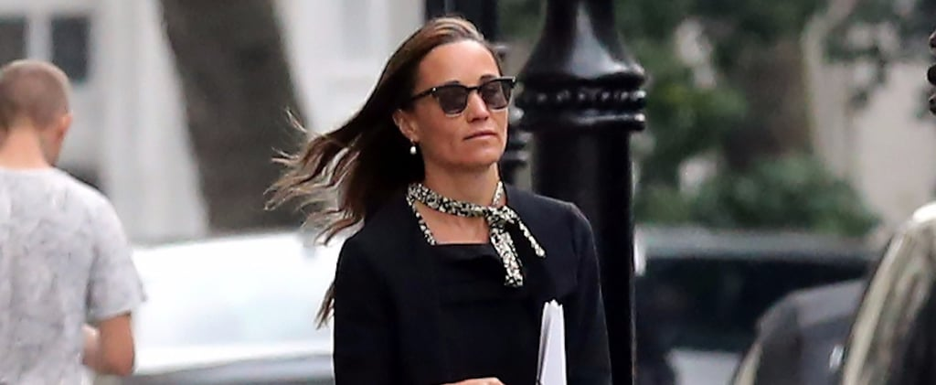 Pippa Middleton Is the Picture of Parisian Chic in Her Flowy Summer Dress