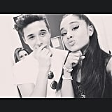 Playing It Cool With Ariana Grande