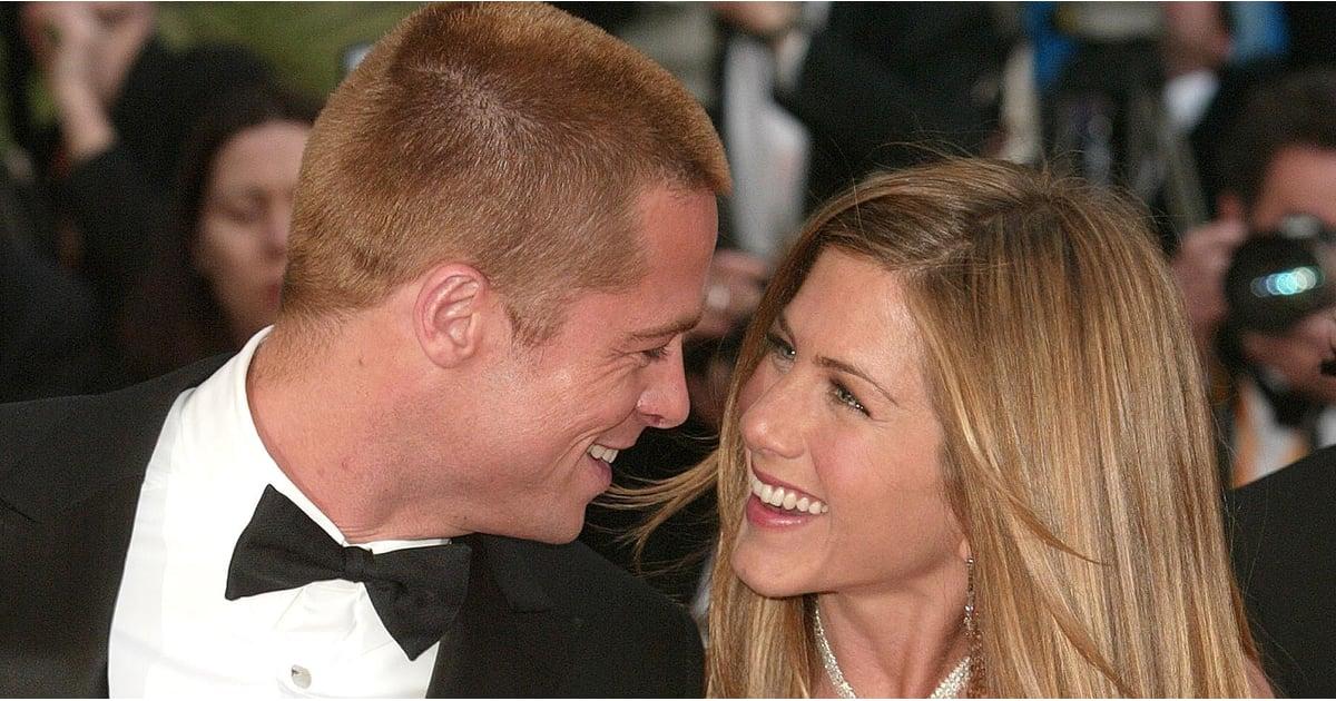 Jennifer Aniston And Brad Pitt Wedding Facts Popsugar Celebrity