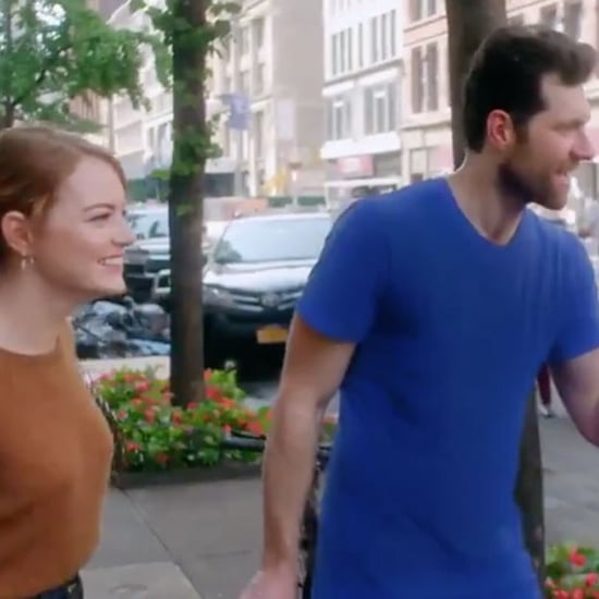Billy on the Street Episode With Emma Stone