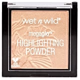 Some days, you might want to keep your highlighting game on the DL and wet n wild's MegaGlo Highlighting Powder ($5) does just that. This velvety smooth powder is perfect for when you want more of a natural shimmer without all the drama. Apply with fingers instead of a brush for an understated look.