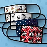 Mickey and Minnie Mouse Cloth Face Masks