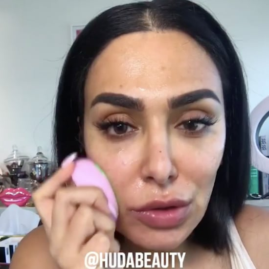 Huda Beauty Foreo UFO Mask Review