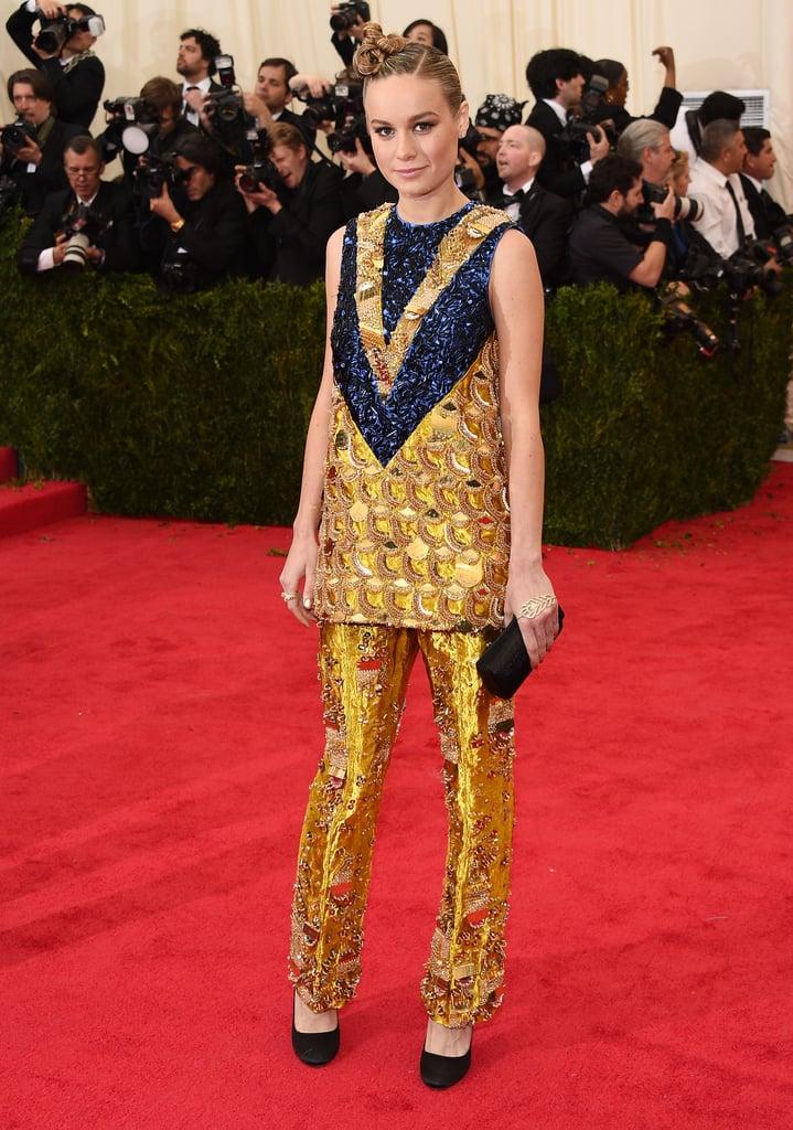 Brie Larson S Best Style Popsugar Fashion