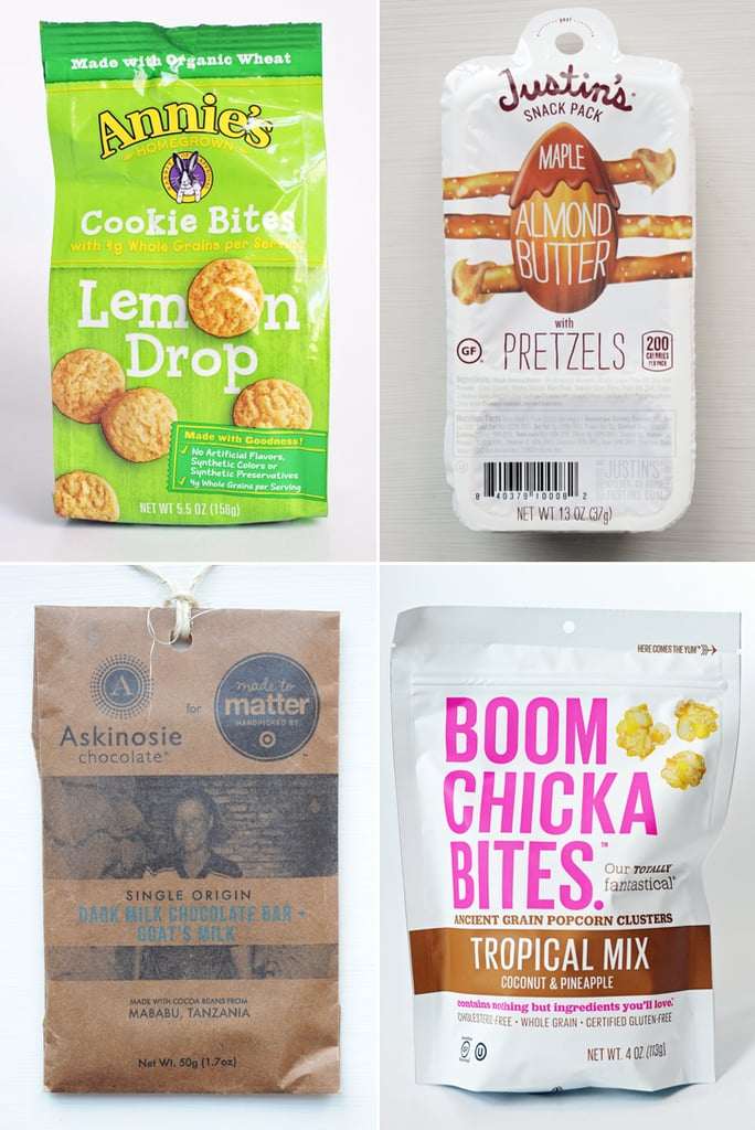 Best Target-Exclusive Food Products | 2015