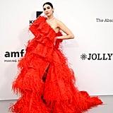 Dua Lipa at the amfAR Cannes Gala