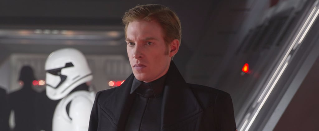 Domhnall Gleeson Hints at an Unpleasant End For His Star Wars Character